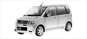 Mitsubishi EK Sport R 2003 г.
