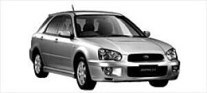 Subaru Impreza SPORTS WAGON 15i-S 2003 г.