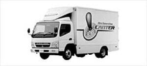 Mitsubishi Canter D-VAN Truck 2003 г.