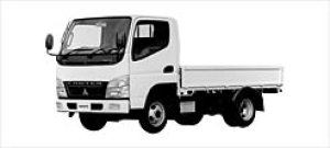 Mitsubishi Canter GUTS ALL LOW FLOOR, 4WD LONG BODY 2003 г.