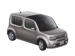 Nissan Cube 15X V Selection 2015 г.