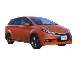 Toyota Wish 2.0Z 2015 г.