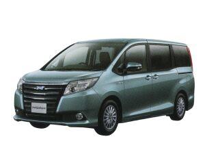 Toyota Noah Hybrid G 7-seater 2015 г.