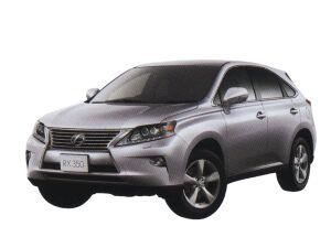 Lexus RX350 version L 2015 г.