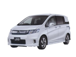Honda Freed Spike Hybrid - Just Selection 2015 г.