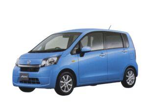 Daihatsu Move X SA 2015 г.