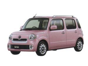 Daihatsu Mira Cocoa PLUS X 2015 г.