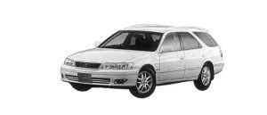 "Toyota Mark II Wagon 2.5QUALIS ""TOURER EDITION"" 2000 г."