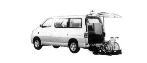 Toyota Regius WELCAB, WHEELCHAIR SPEC. A-TYPE 2000 г.