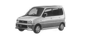Daihatsu Move CUSTOM L 2WD 2000 г.