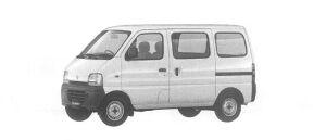 Suzuki Every GA 2000 г.