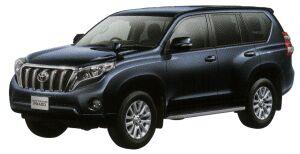 Toyota Land Cruiser Prado TZ-G 2014 г.