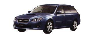 Subaru Legacy TOURING WAGON 2.0GT 2008 г.