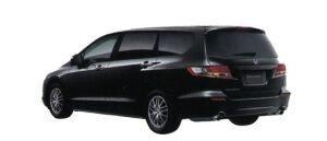Honda Odyssey L FF 2008 г.