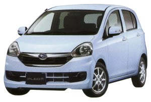 Subaru Pleo PLUS, G SMART ASSIST 2014 г.