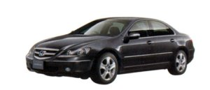 Honda Legend  2007 г.