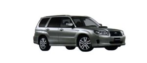 Subaru Forester CROSS SPORTS 2.0T 2006 г.