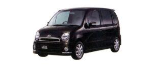 Daihatsu Move LATTE COOL VS 2WD 2007 г.