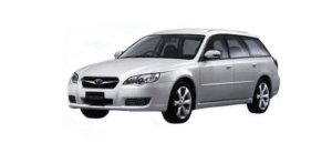 Subaru Legacy TOURING WAGON 3.0R 2006 г.