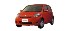 """Toyota Passo X """"F Package"""" 2009 г."""