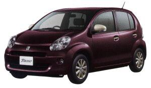Toyota Passo 1.3+ Hana 2014 г.