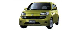 Daihatsu Coo 1.5 CX 2WD 2006 г.
