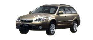 Subaru Outback 3.0R 2007 г.