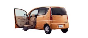 Daihatsu Move Front-Seat Lift 2009 г.