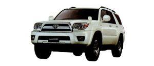 Toyota Hilux Surf SSR-G 2008 г.