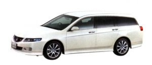 Honda Accord Wagon Type S 2007 г.