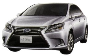 "Lexus HS250 h, ""version L"" 2014 г."