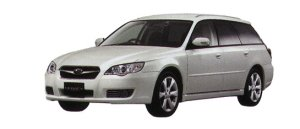 Subaru Legacy TOURING WAGON 3.0R EyeSight 2008 г.