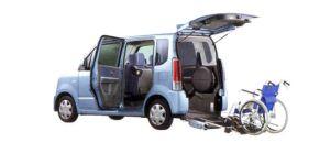 Suzuki Wagon R for Wheelchair Users Car 2007 г.