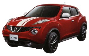 Nissan Juke 15RX Personalize Package 2014 г.