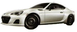 Subaru BR-Z RA 2014 г.