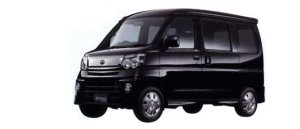 Daihatsu Atrai WAGON CUSTOM TURBO RS BLACK EDITION 2WD 2006 г.