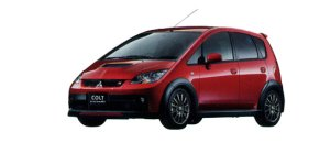 Mitsubishi Colt RALLIART Version-R 2008 г.