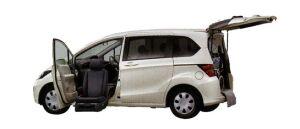 Honda Freed G FF Lift-up Passenger Seat Version 2008 г.