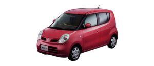 Nissan Moco E 2008 г.