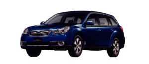 Subaru Outback 2.5i L Package 2009 г.