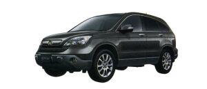 Honda CR-V ZL <ALCANTARA® STYLE> 2008 г.