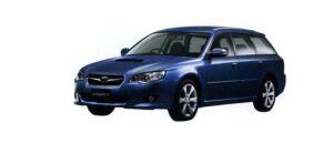 Subaru Legacy TOURING WAGON 2.0GT 2006 г.