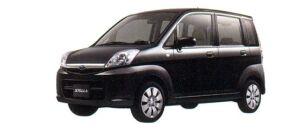 Subaru Stella L 2007 г.