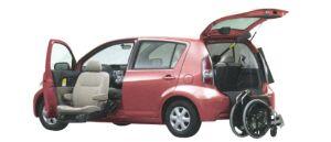 Toyota Passo Welcab, Passenger Lift-up Seat Car, B type 2006 г.