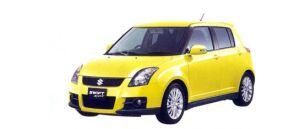 Suzuki Swift Sport 2007 г.