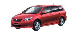 "Toyota Corolla Fielder 1.8S ""AEROTOURER"" 2007 г."