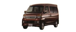 Daihatsu Atrai WAGON CUSTOM TURBO RS Limited 2008 г.