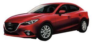 Mazda Axela HYBRID-S 2014 г.