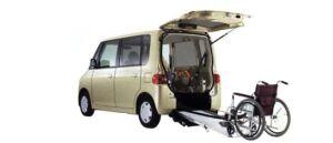 Daihatsu Tanto Slooper  2WD 2006 г.