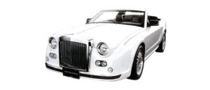 Mitsuoka Galue-i CONVERTIBLE V8 2007 г.